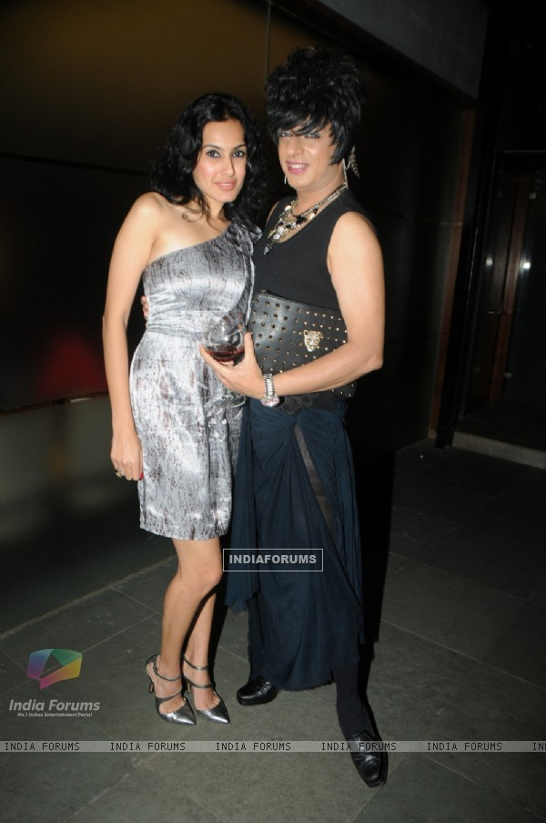 Kamya Punjabi and Rihhit Verma were st the Success Party
