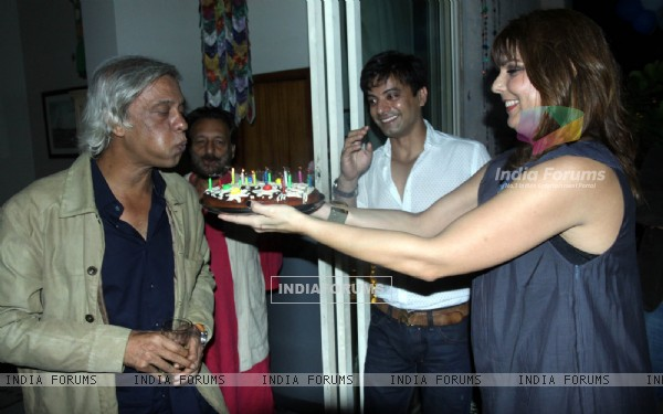 Birthday Party for Sudhir Mishra