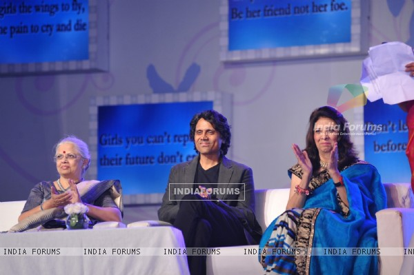 Nagesh Kukunoor was at the Save & Empower The Girl Child event