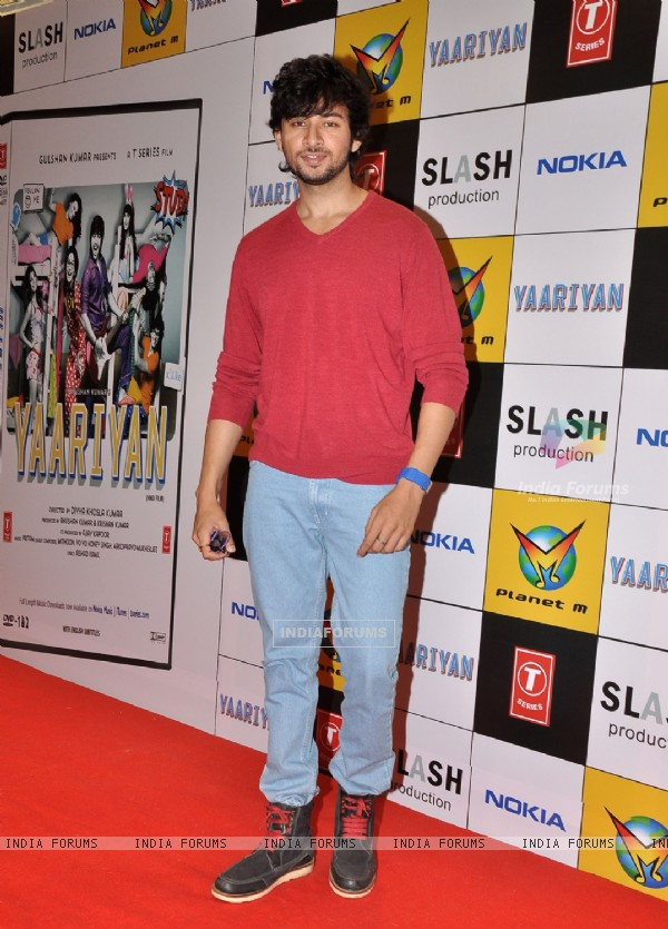 Team 'Yaariyan' Launches Movie DVD at Planet M