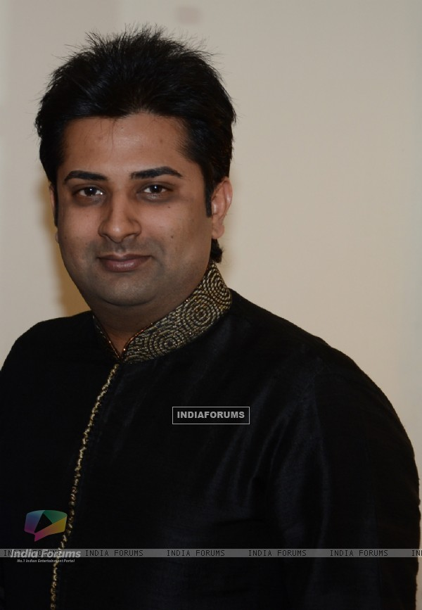 Sumeet Tappoo was seen at the Glory Awards 2014