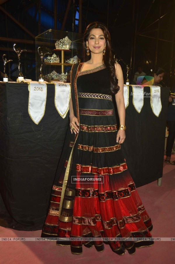 Juhi Chawla At the Indian Princess Event