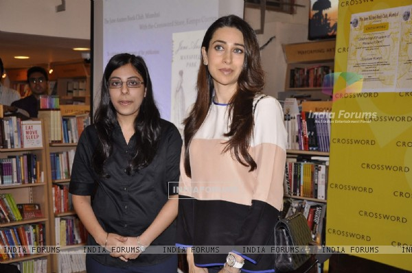 Karisma Kapur at the Launch of special edition of Timeless Austen