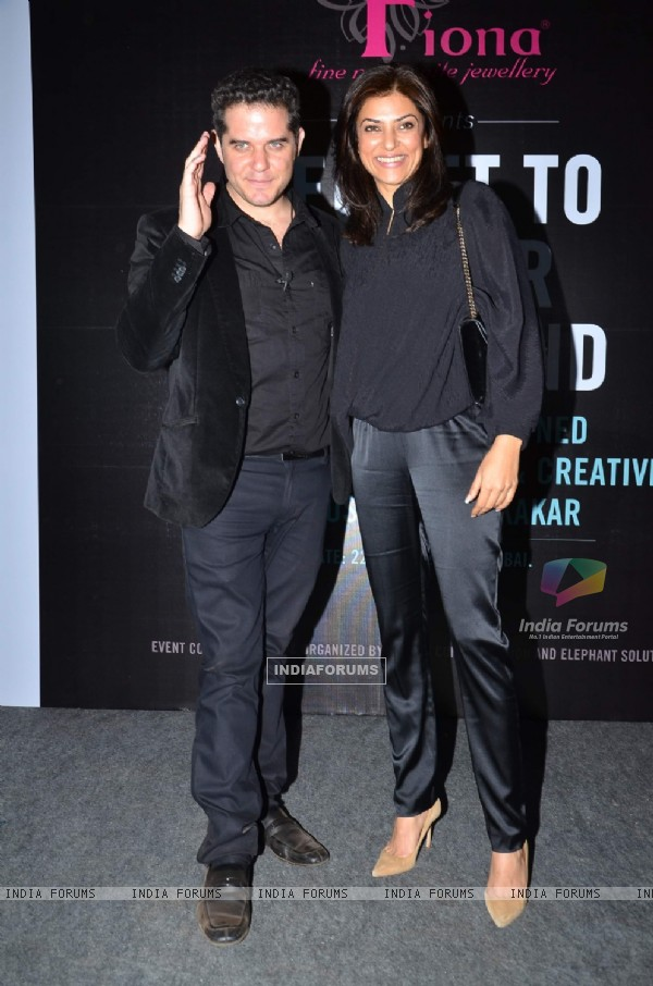 Sushmita Sen was at Secret to Master your Mind event