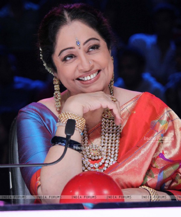 Kirron Kher on India's Got Talent Season 5