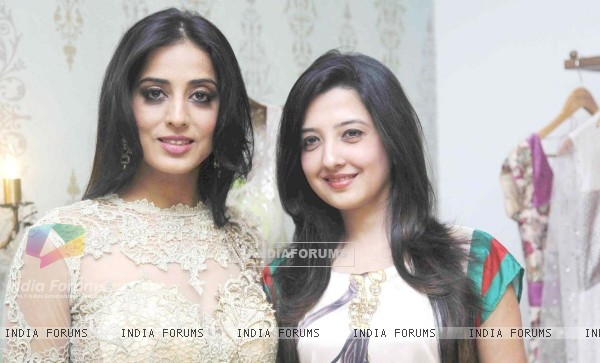 Mahie Gill gets makeover by Amy Billimoria for film Gang of Ghosts