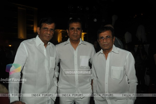 Abbas - Mustan were at the Music Launch of Gang of Ghosts