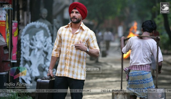 Saif Ali Khan looking like a Sardarji (31343)