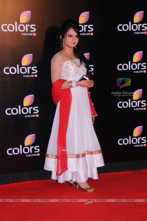 Giaa Manek was at the IAA Awards and COLORS Channel party