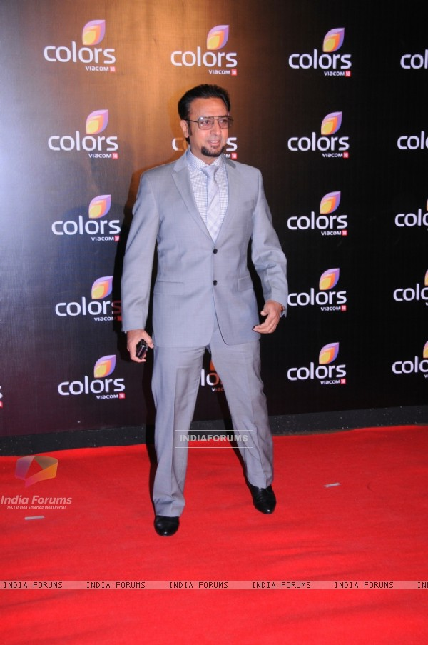 Gulshan Grover was at the IAA Awards and COLORS Channel party