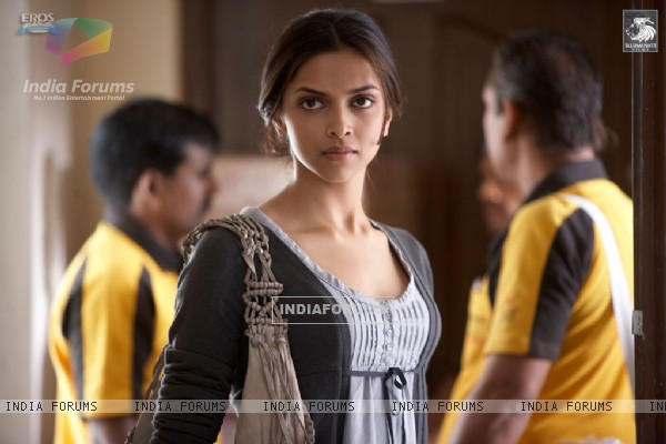 Deepika Padukone in the movie Love Aaj Kal