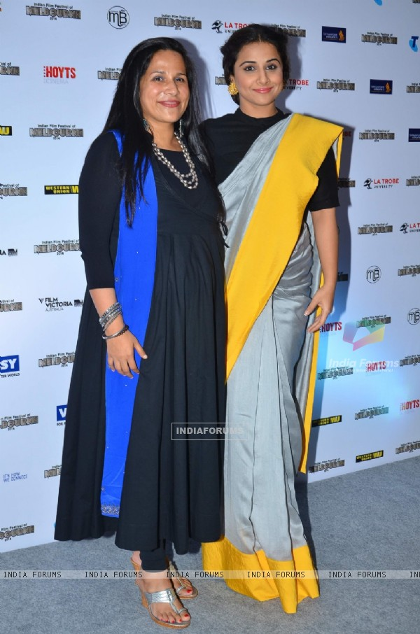 Vidya Balan at the nominations for Indian Film Festival of Melbourne Awards