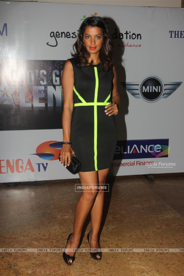 Mugdha Godse was seen at CEO's Got Talent
