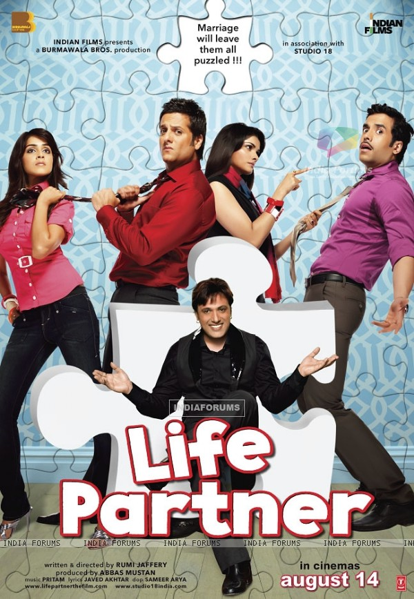 Poster of the movie Life Partner (31446)