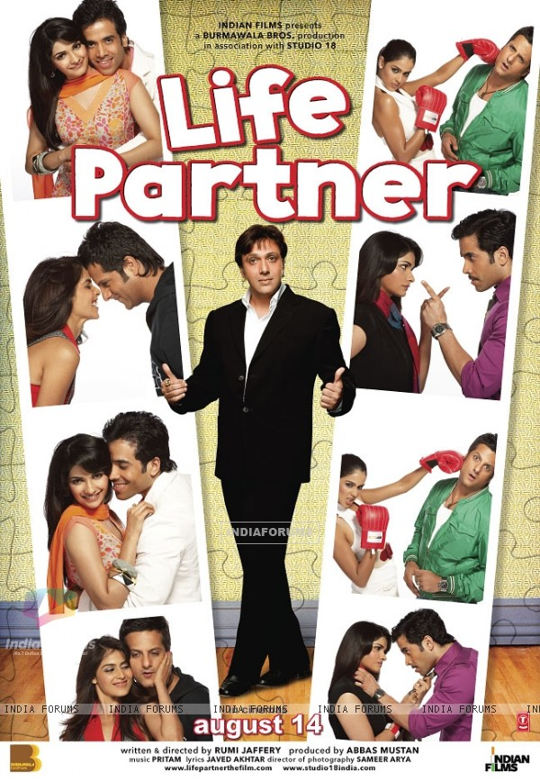 Life Partner movie poster (31447)