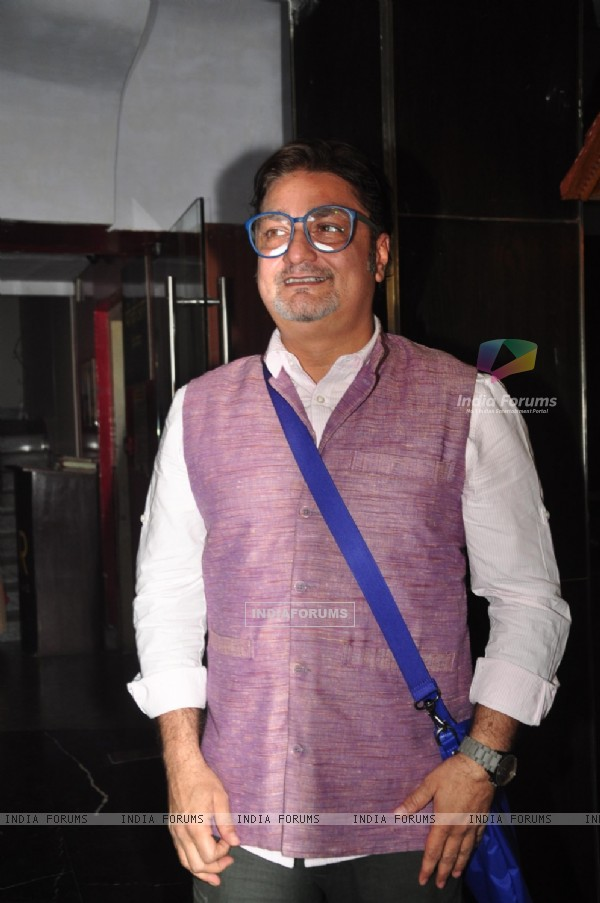 Vinay Pathak at Premier of Ankhon Dekhi