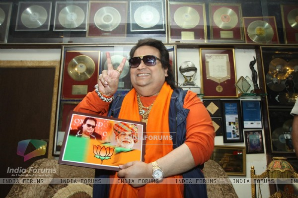 Bappi Lahiri to contest from Srirampur constituency