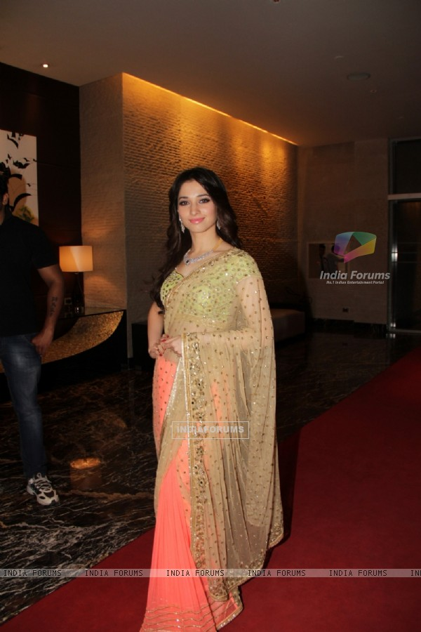 Tamanna Bhatia at the Gr8! Women Awards