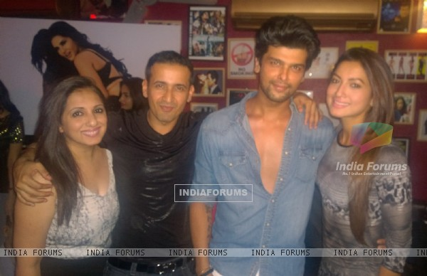 Meet Bros' celeb-studded success celebration of Baby Doll song from Ragini MMS 2