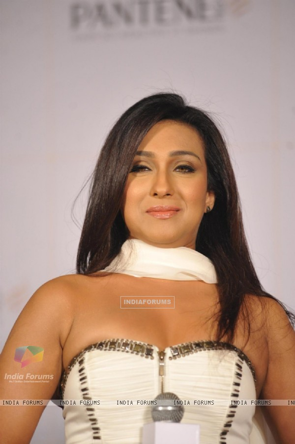 Rituparna Sengupta at the Launch of Pantene's New & Improved range