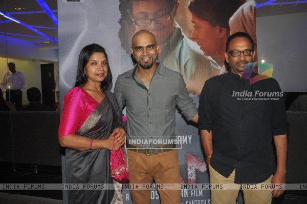 Raghu Ram at the Screening of Sri Lankan Film 'Inam'