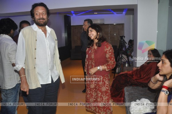 Shekhar Kapoor at the Screening of Sri Lankan Film 'Inam'