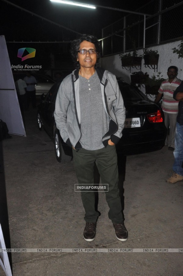 Nagesh Kukunoor at the Screening of Sri Lankan Film 'Inam'