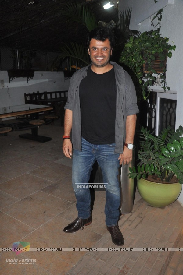 Vikas Bahl at the Screening of Sri Lankan Film 'Inam'