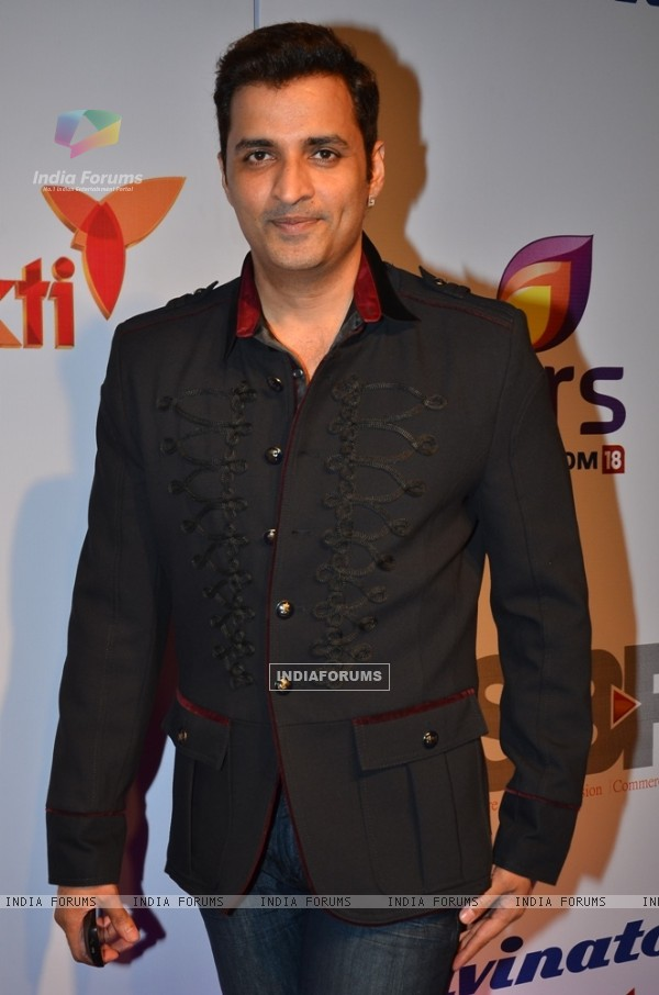 Ganesh Hegde at Stree Shakti Awards