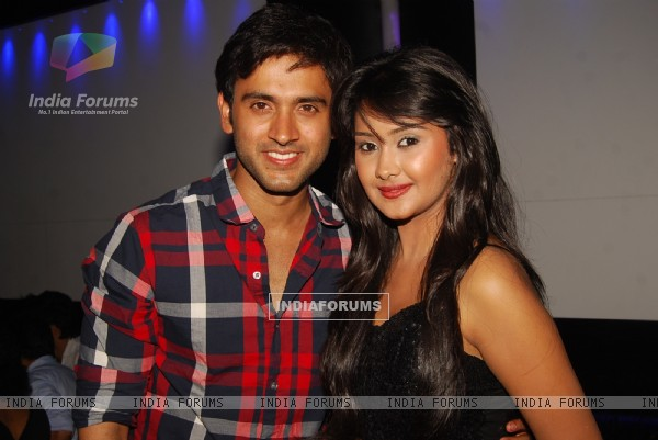 Mishkat Verma at Kanchi Singh's Birthday Party