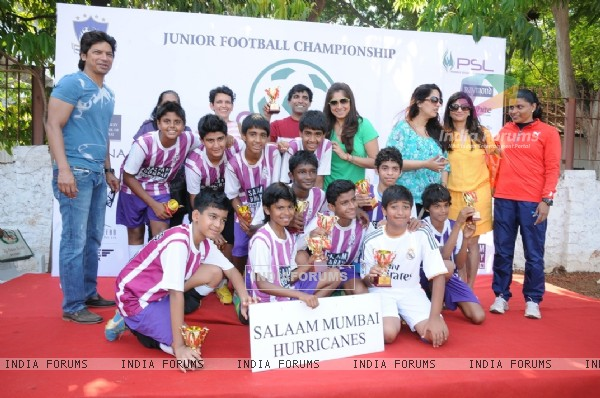 Junior Football Championship League