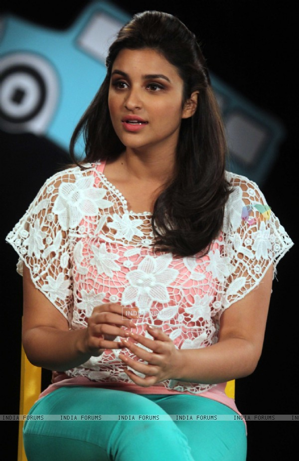 Parineeti Chopra on Captain Tiao