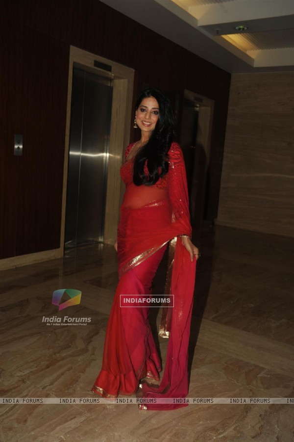 Mahie Gill was seen at the Honouring 'SAVVY' Women event