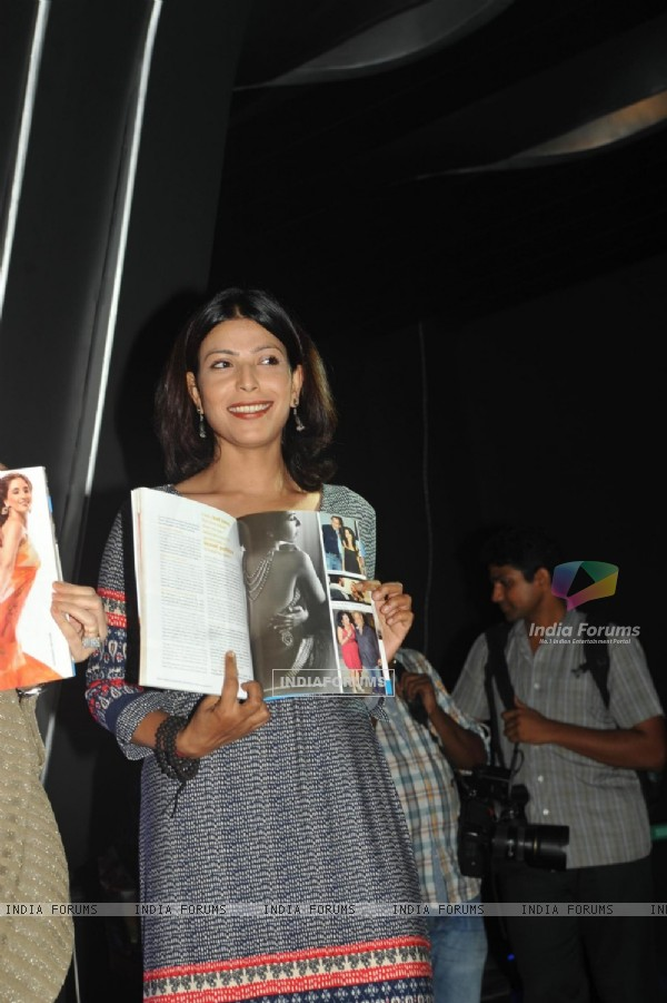 Shilpa Shukla was at the Honouring 'SAVVY' Women event