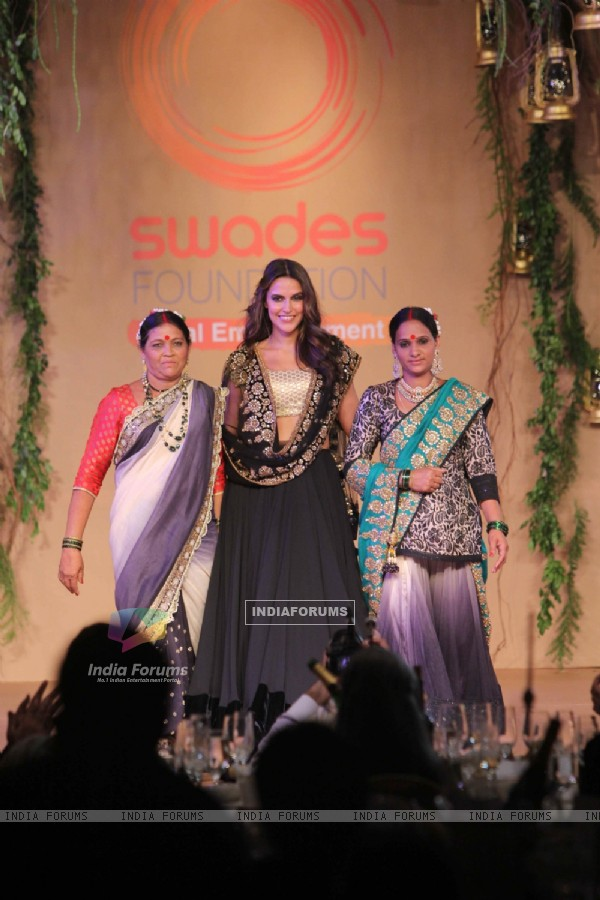 Neha Dhupia at Swades Foundation Fundraiser