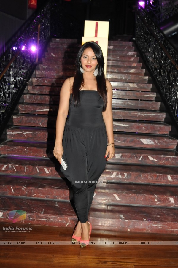 Neetu Chandra was seen at Just Cavalli's Exclusive Launch Party