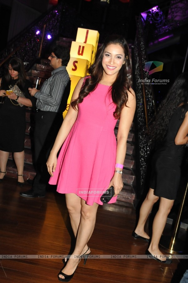 Rashmi Nigam at the Just Cavalli's Exclusive Launch Party