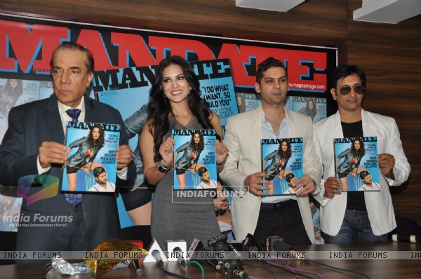 April Issue Launch of Mandate