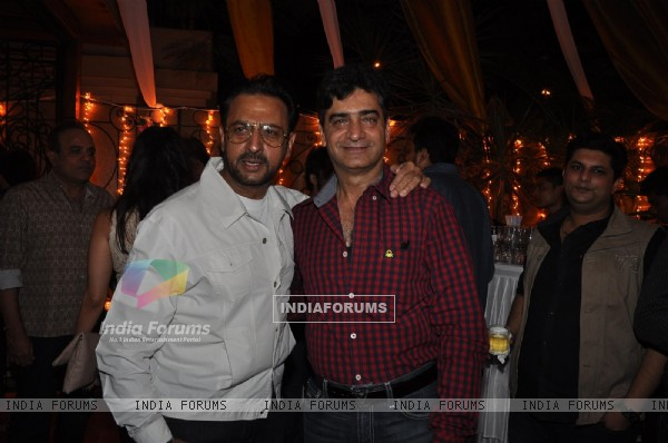 Milap Zaveri's Success Party