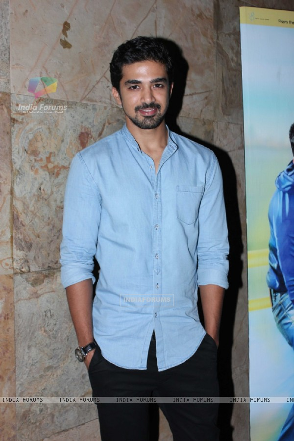 Saqib Saleem was at the Special screening of Hawaa Hawaai