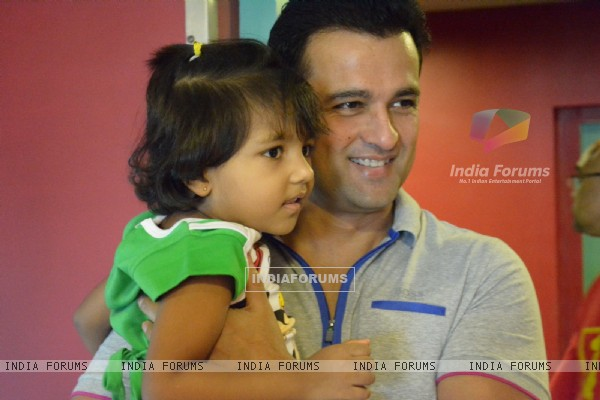 Rohit Roy at an Awareness event about terminal disease Thalassemia