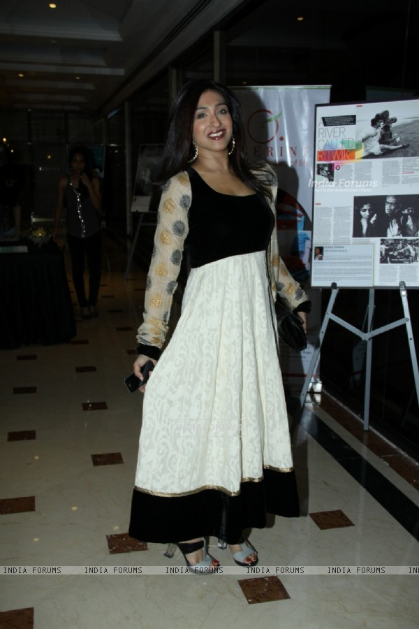 Rituparna Sengupta was at the WIFT 61st National Women Achievers Award Ceremony