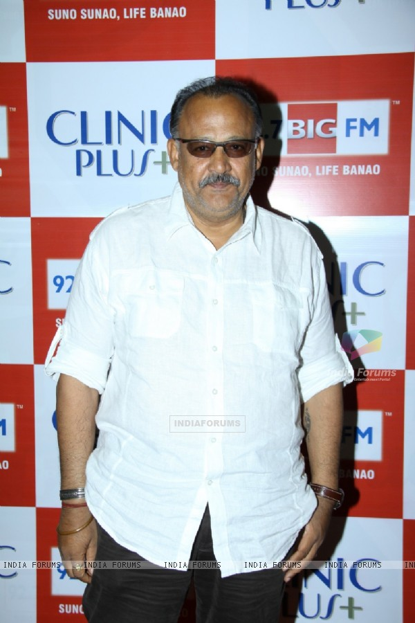 Alok Nath was seen at Maa Ke Aanchal Mein - Radio Ki Pehli Picture by BIG FM
