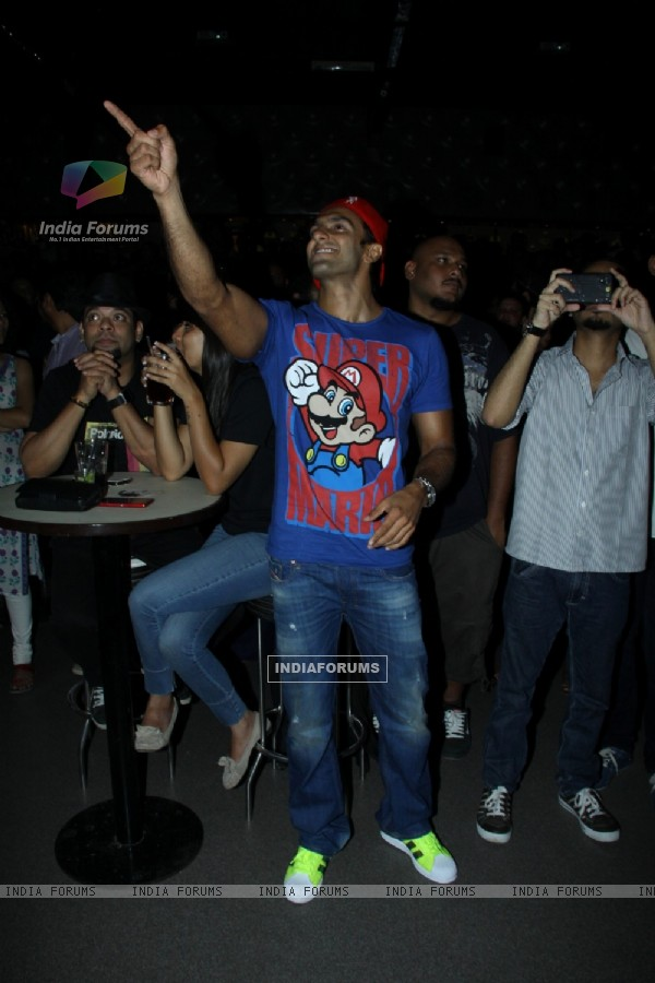 Ranveer Singh at the launch of Mickey McCleary's new album and music video