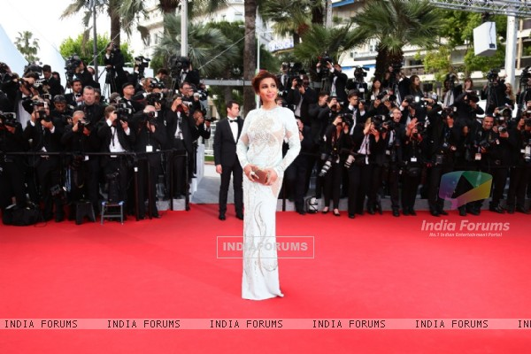 Arwa at Cannes Film Festival