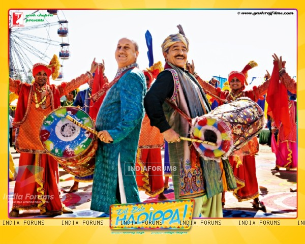 Wallpaper of the movie Dil Bole Hadippa