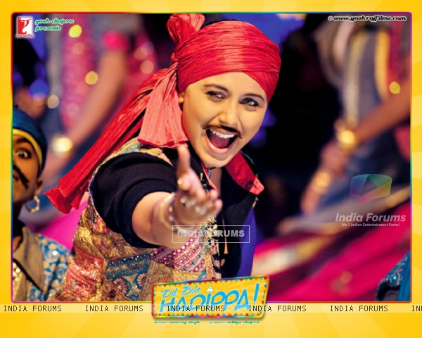 Rani Mukherjee wallpaper from the movie Dil Bole Hadippa (31964)