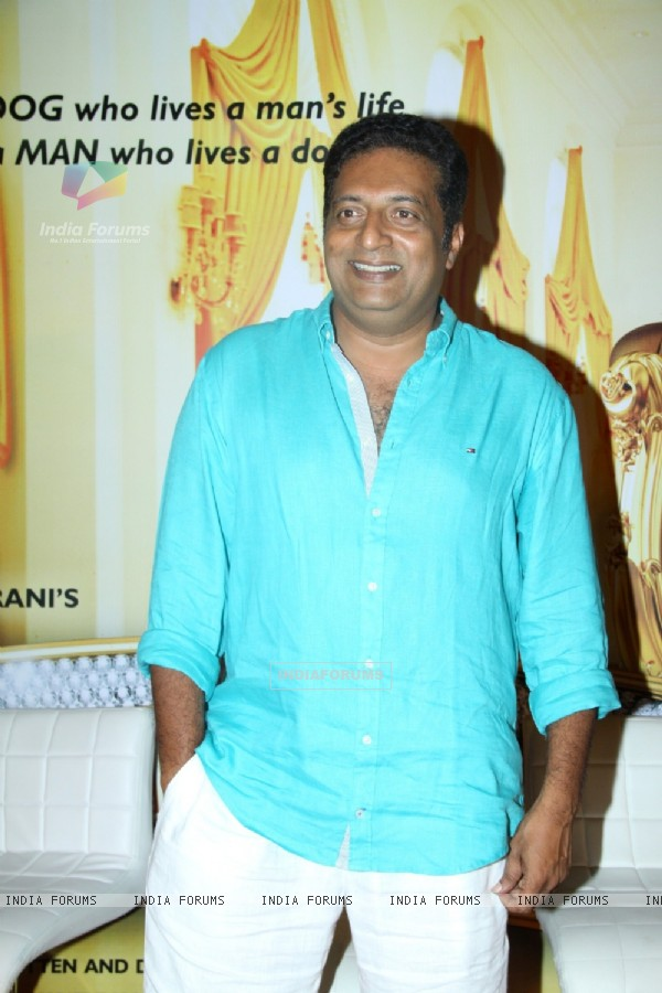 Prakash Raj at the First Look Launch of It's Entertainment