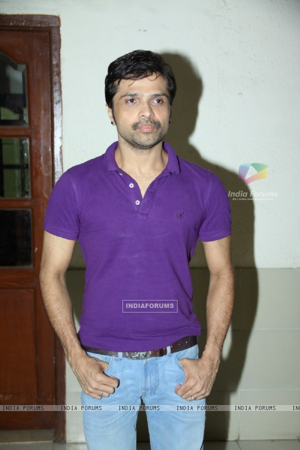 Himesh Reshammiya at Radio City 91.1FM