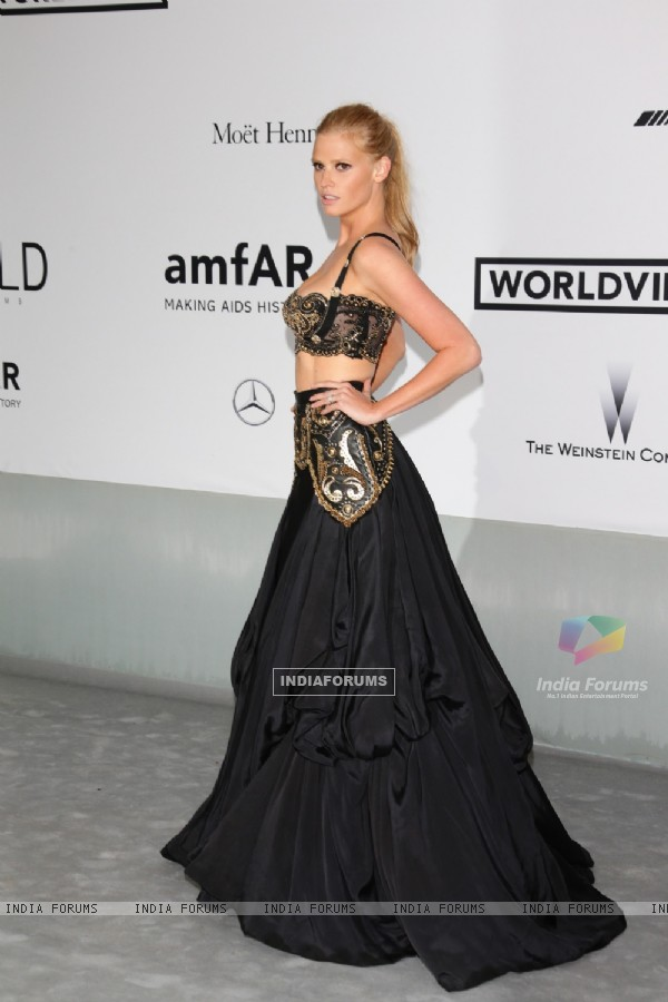 Blara Stone at the Gala at Cannes
